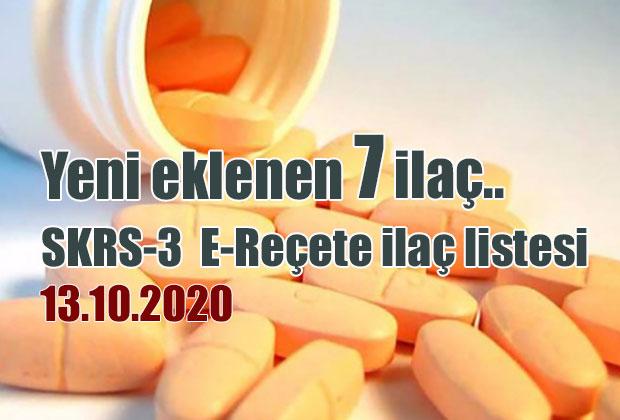 skrs-3-e-recete-ilac-listesi-13-10-2020-tarihli