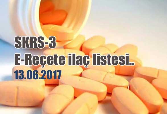 skrs-3-e-recete-ilac-listesi-13-06-2017-tarihli