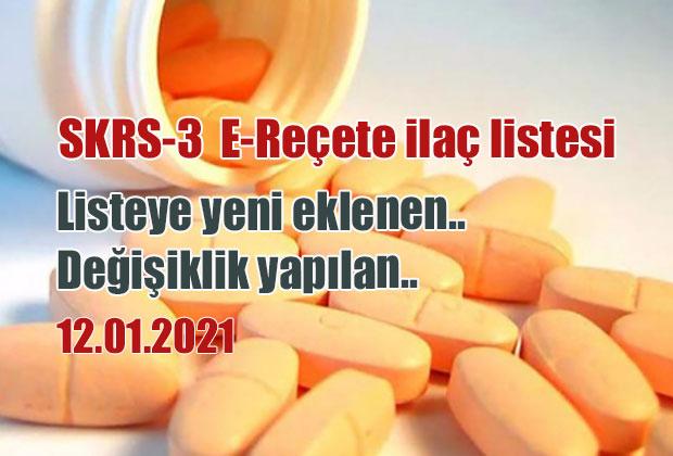 skrs-3-e-recete-ilac-listesi-12-01-2021-tarihli