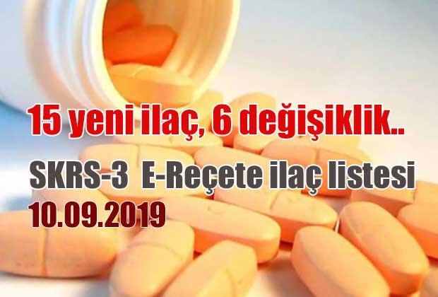 skrs-3-e-recete-ilac-listesi-10-09-2019-tarihli