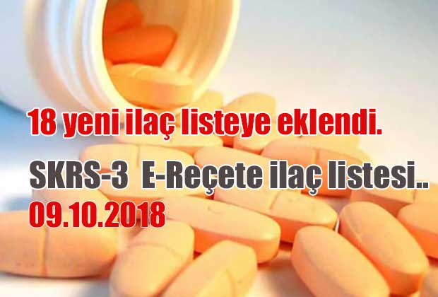 skrs-3-e-recete-ilac-listesi-09-10-2018-tarihli
