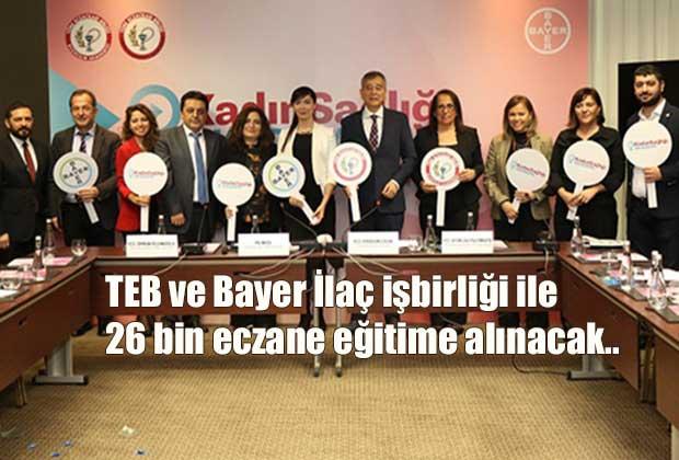 teb-ve-bayer-ilac-isbirligi-ile-26-bin-eczane-egitime-alinacak