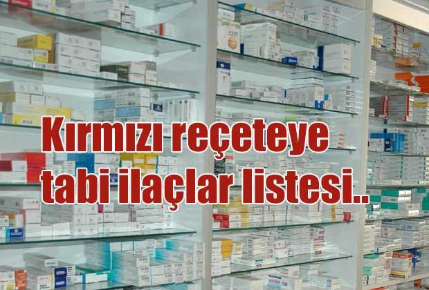 kirmizi-receteye-tabi-ilaclar-listesi-guncellendi